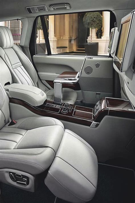 range rover pink interior the 25 best range rover interior ideas on