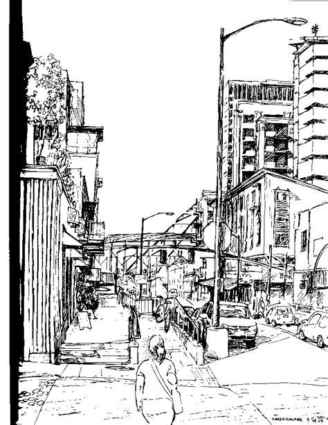 street sketchbook street graphics street sketch 1 by melukilan on