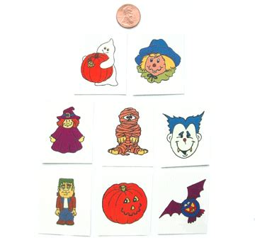 glow in the dark halloween tattoos halloween tattoos decorative halloween prize