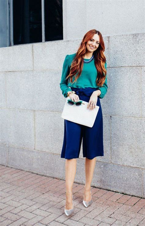 7 Trends To Wear All Year by Culottes Ideas 24 Ideas How To Wear Culottes This Year