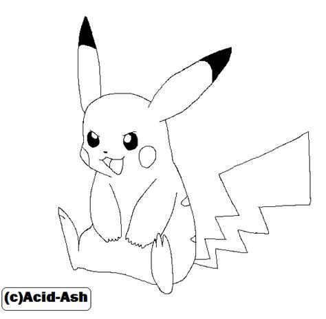pikachu template pikachu template by plushpaws on deviantart