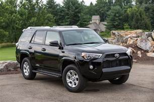 Toyota 4runner Limited 2017 Toyota 4runner Reviews And Rating Motor Trend