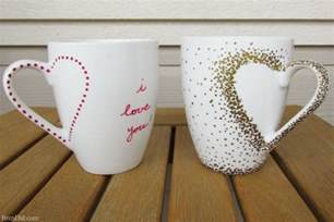 diy craft project sharpie mug tutorial bren did