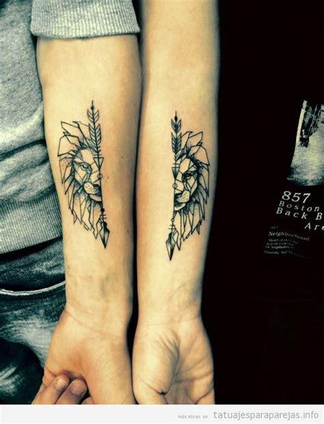 tatuajes para parejas ideas de tatuajes bonitos y