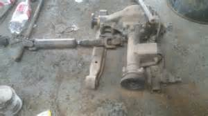 Nissan Hardbody Differential Nissan Hardbody Sani Front Diff And Propshaft Parys