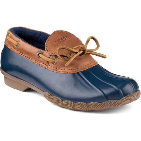 womens duck shoes on sale sperry cormorant slip on duck shoe