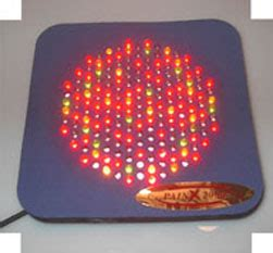 infrared light therapy near me infrared light therapy pad with 185 leds and straps