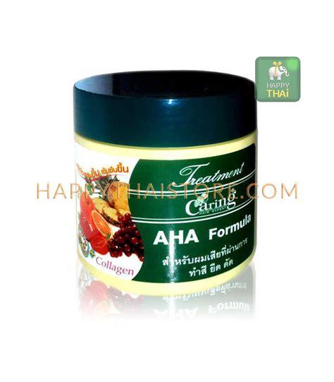 Thai Tea Original 250 Ml caring therapeutic hair mask with collagen 250 ml happythai store