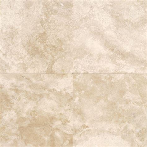 daltile travertine torreon 12 in x 12 in natural stone floor and wall tile 10 sq ft case