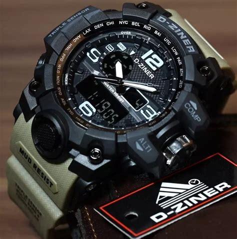 D Ziner 8119 relojes d ziner precio 8119 tipo militar caracteristicas