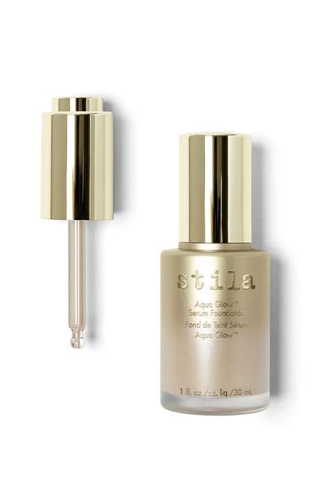 Serum Gold Glow Glowing aqua glow serum foundation stila