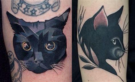tatuajes de gatos im 225 genes y dise 241 os que te encantar 225 n