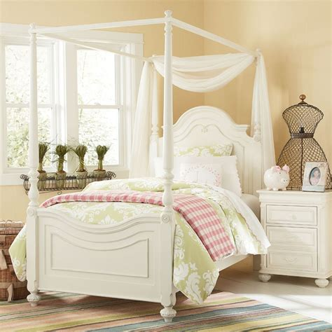 canopied bed sophie high poster canopy bed rosenberryrooms com
