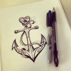 image result for anchor tattoo female tattoos