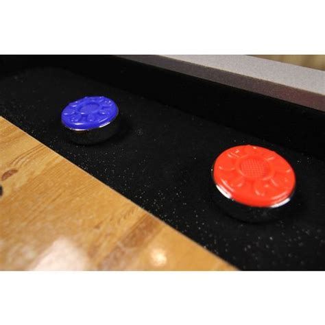 atomic 9 platinum shuffleboard table atomic platinum 9 shuffleboard table academy