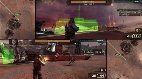 Coop Ps3 by Co Optimus News Starhawk Split Screen Format Revealed