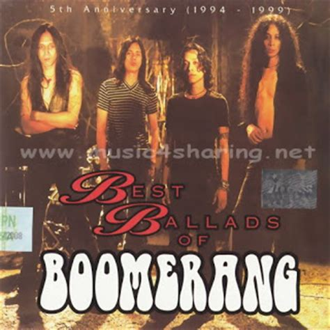 kaos jecovox roy jeconiah legend of rock boomerang band 4 boomerang best ballads of 1999