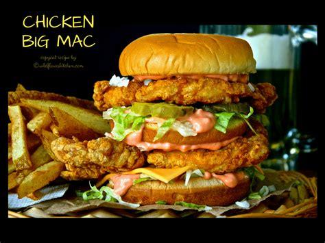 Mac Chicken copycat chicken big mac wildflour s cottage kitchen