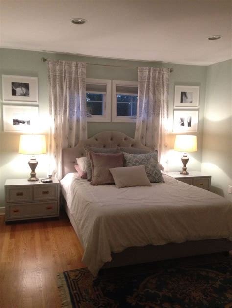 master bedroom headboard best 25 window above bed ideas on pinterest