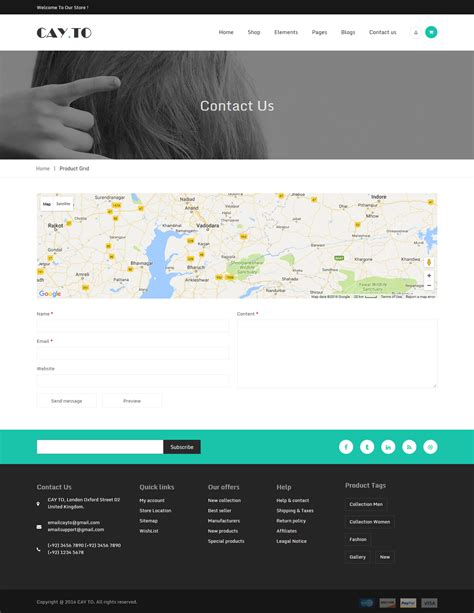 drupal themes responsive green cayto responsive drupal theme by webcrest themes