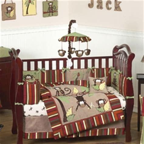Monkey Crib Bedding Sets For Boys Monkey Baby Bedding