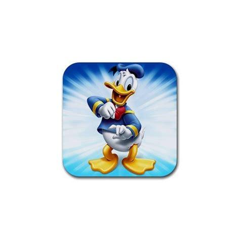 Disney Donald Duck Rubber Coaster On Stuff