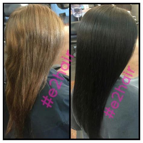 3n hair color glossy chocolate brown formula hair color modern salon