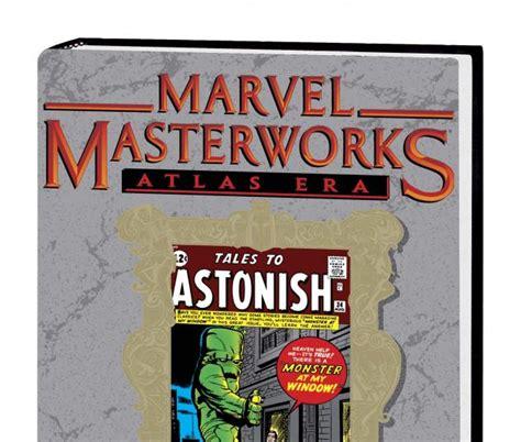 The Strange Library Ushardback marvel masterworks atlas era strange tales hardcover comic books comics marvel