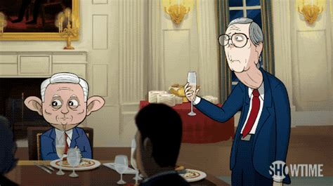 jeff sessions cartoon president jeff sessions showtime gif by our cartoon president find