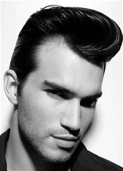 50s Pompadour | pompadour hairstyle for men 13 the style book