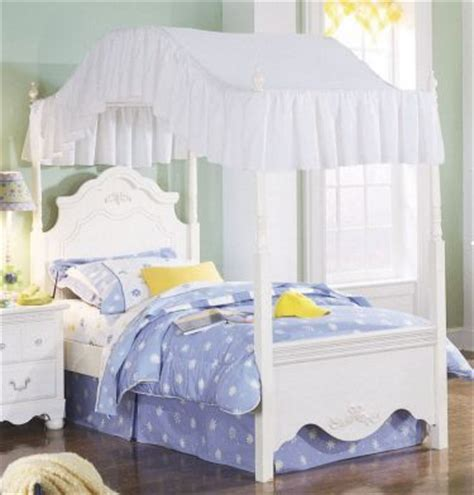 girls twin canopy bed twin canopy bed standard furniture diana girls room