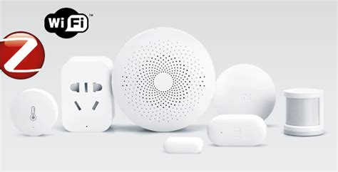 Xiaomi Smarthome Kit Smart Device Set xiaomi 6 in 1 wifi zigbee smart home kit works with domoticz home automation software