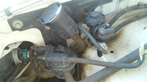 p0455 dodge dakota complete set of evap hoses for 2001 ca 5 9l dodgeforum