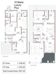 home maps design 10 marla 10 marla house plans civil engineers pk