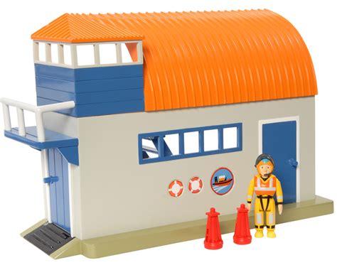 fireman sam neptune boat penny figure fireman sam action figures