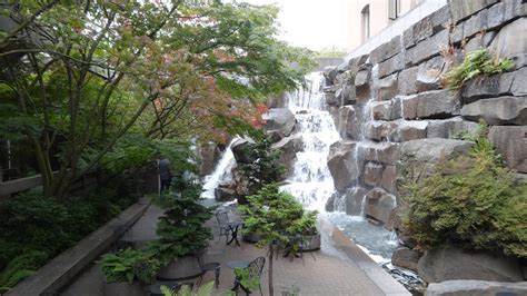 Waterfall Garden Park Seattle by Panoramio Photo Of Waterfall Garden Park Seattle Wa