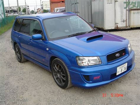 2004 Subaru Forester For Sale by Subaru Forester Sti 2004 Used For Sale