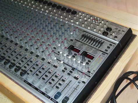 Mixer Behringer Sl2442fx behringer eurodesk sl2442fx pro image 654164 audiofanzine