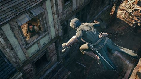 Assassin Creed Unity assassin s creed unity geforce