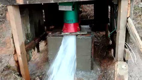 10kw home use micro hydro generator turbine pelton price