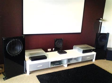home theater systems on a budget 187 design and ideas