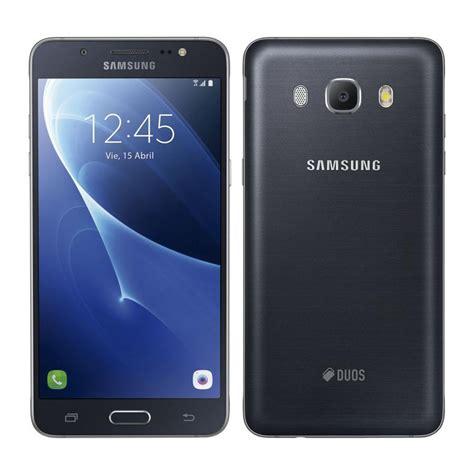 P Samsung J5 Smartphone Samsung Galaxy J5 16gb Capacidad Color Negro