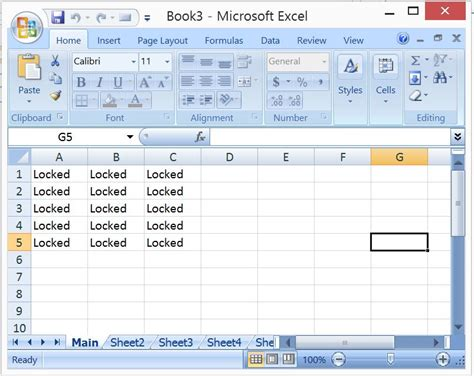 Excel Tutorial Lock Cells   excel vba range lock unlock specific cells
