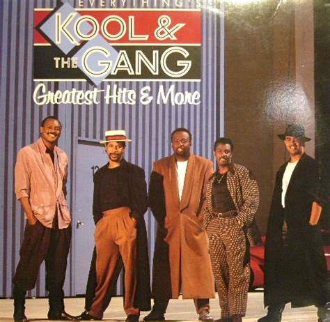 hollywood swinging remix everything s kool the gang greatest hits more lp