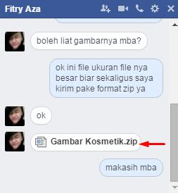 format zip adalah cara mengirim file zip lewat facebook emiscara com