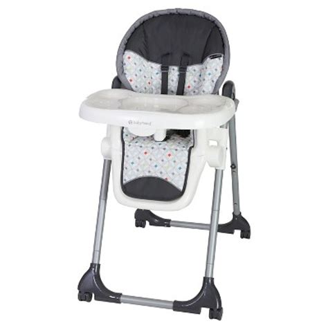 baby high chairs target baby trend deluxe 2 in 1 high chair geo target