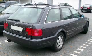 1996 audi s6 avant 4a c4 pictures information and
