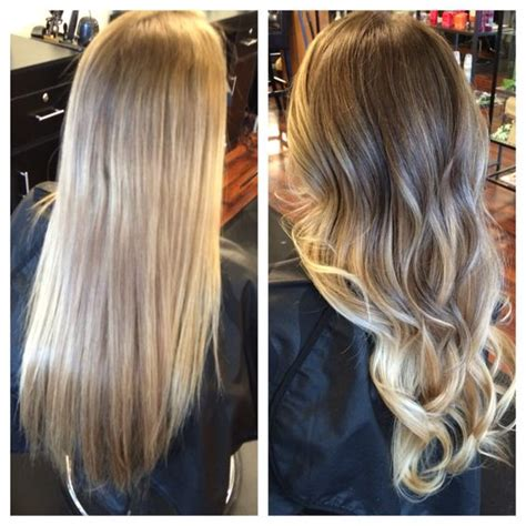 should wash hair before bayalage balayage blondes and instagram on pinterest