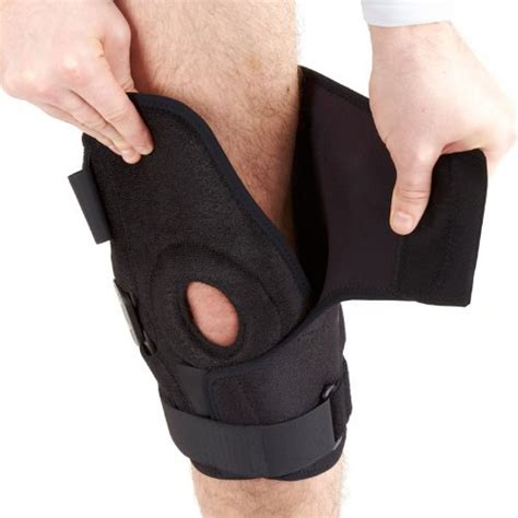 Knee Support Ligament physioroom elite hinged knee brace acl ligament knee support