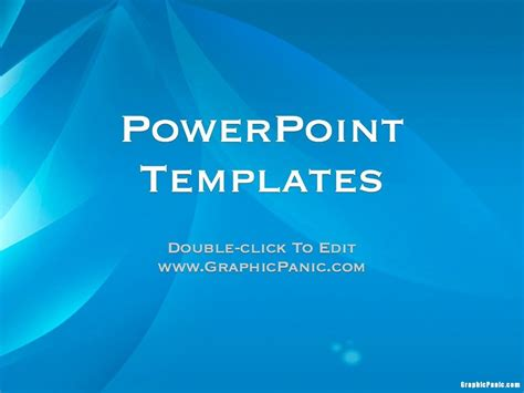 theme ppt blue powerpoint templates graphicpanic com